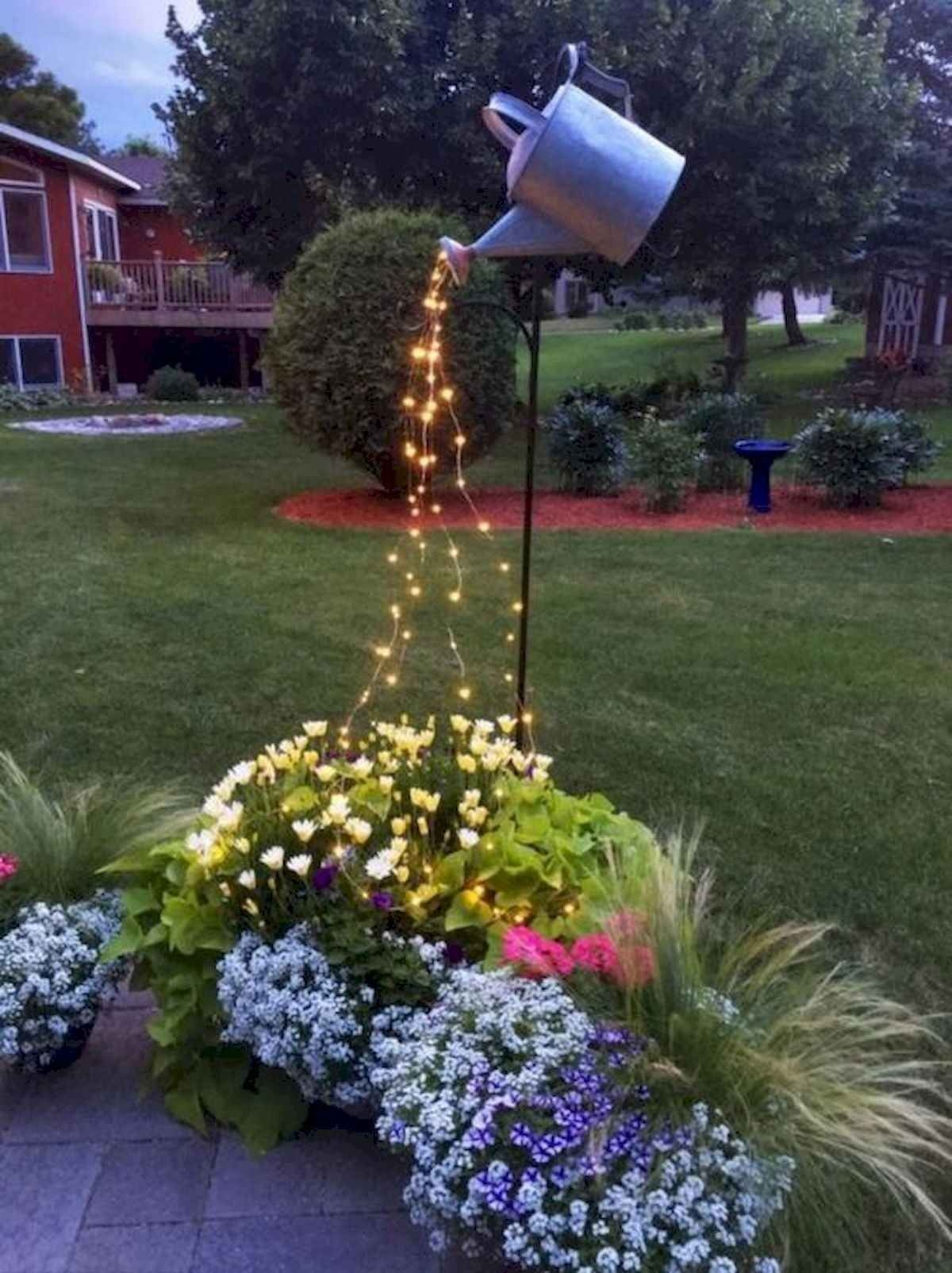 Comfy Garden Decorations Ideas To Apply23