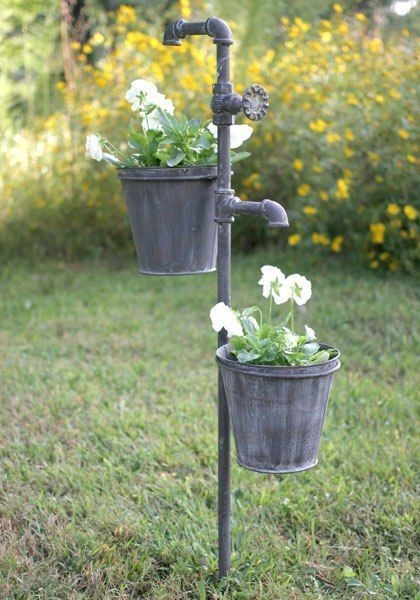 Comfy Garden Decorations Ideas To Apply28