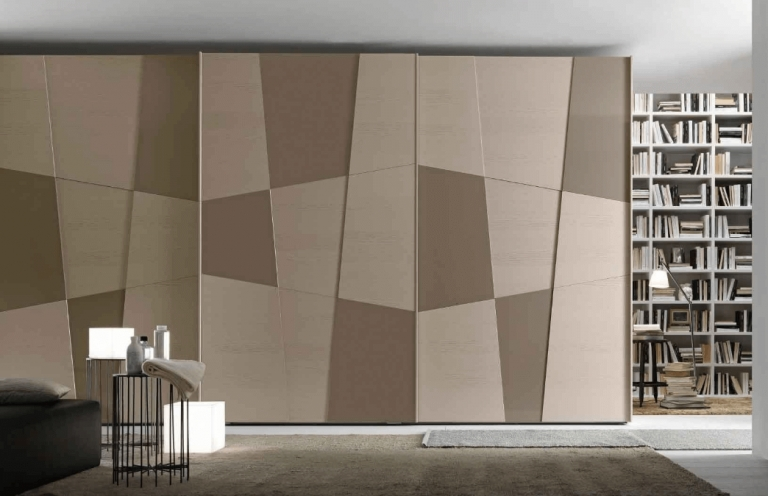 Creative Bedroom Wardrobe Design Ideas That Inspire On05