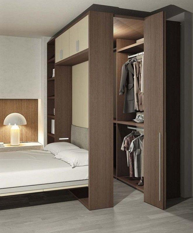 Creative Bedroom Wardrobe Design Ideas That Inspire On09