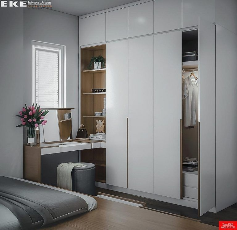 Creative Bedroom Wardrobe Design Ideas That Inspire On12