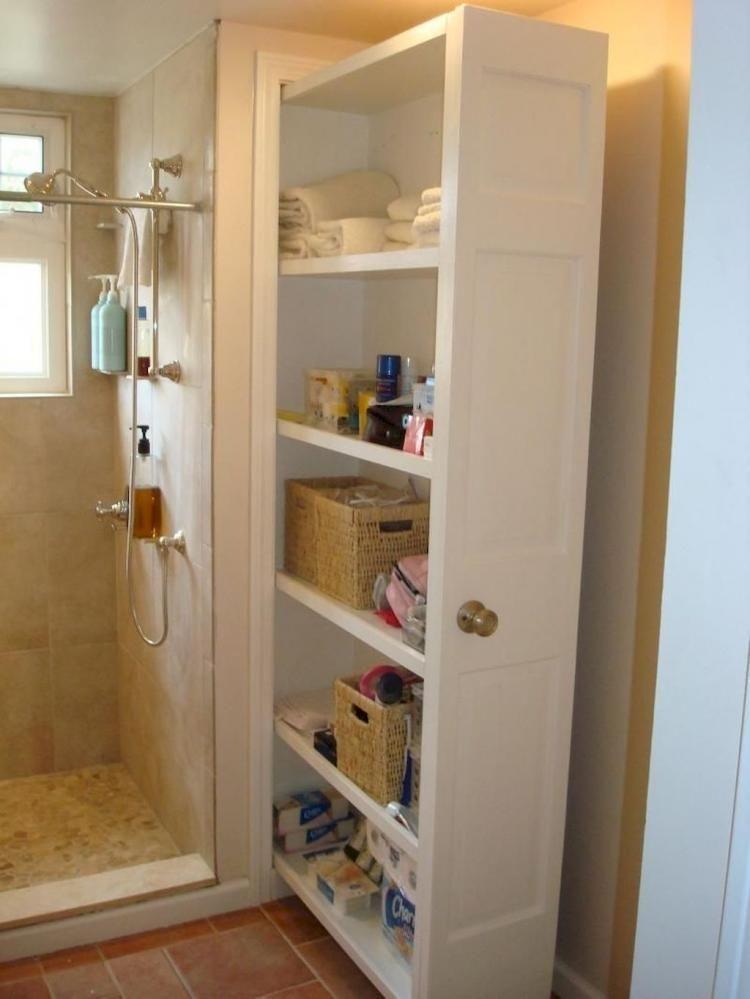Enchanting Bathroom Storage Ideas For Your Organization09
