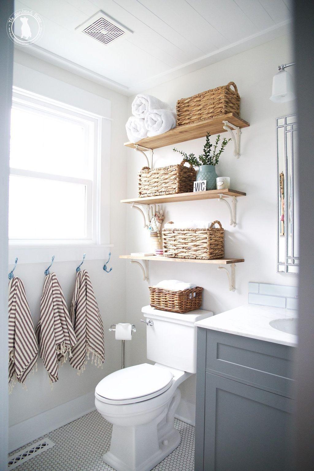 Enchanting Bathroom Storage Ideas For Your Organization14