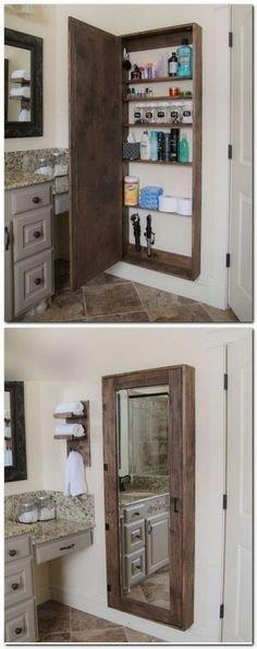 Enchanting Bathroom Storage Ideas For Your Organization16