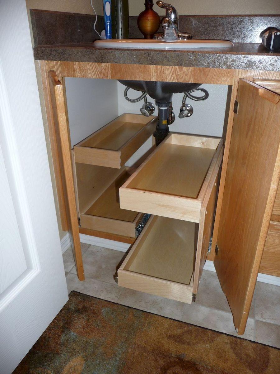 Enchanting Bathroom Storage Ideas For Your Organization21