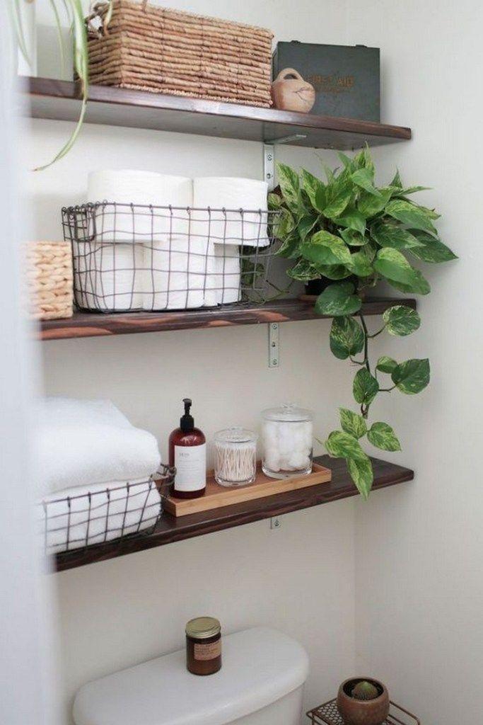 Enchanting Bathroom Storage Ideas For Your Organization25