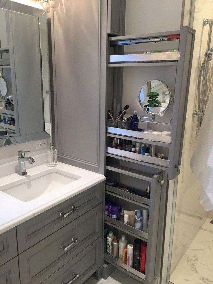 Enchanting Bathroom Storage Ideas For Your Organization29