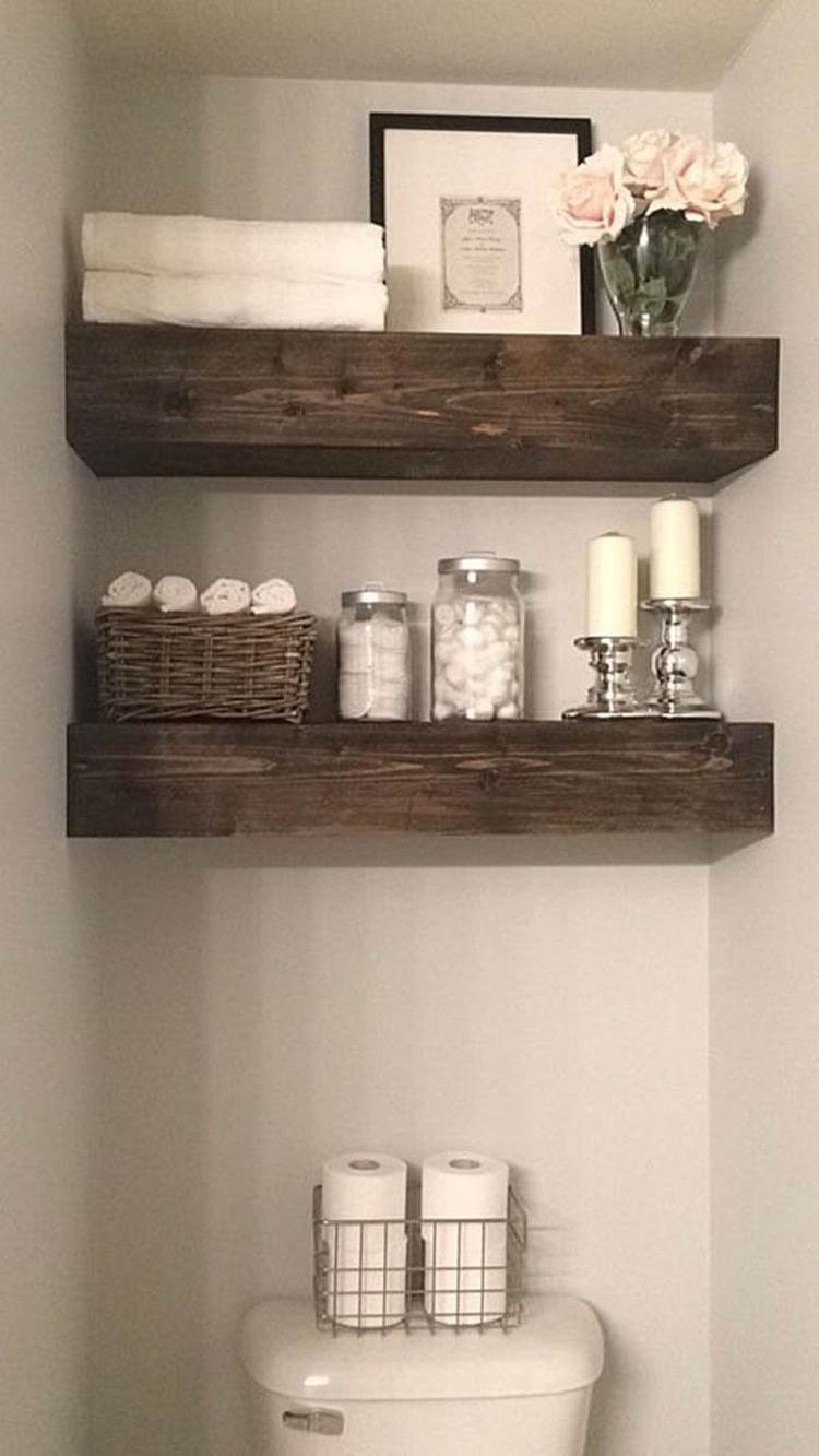 Enchanting Bathroom Storage Ideas For Your Organization33