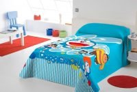 Impressive Kids Bedroom Ideas With Doraemon Themes36