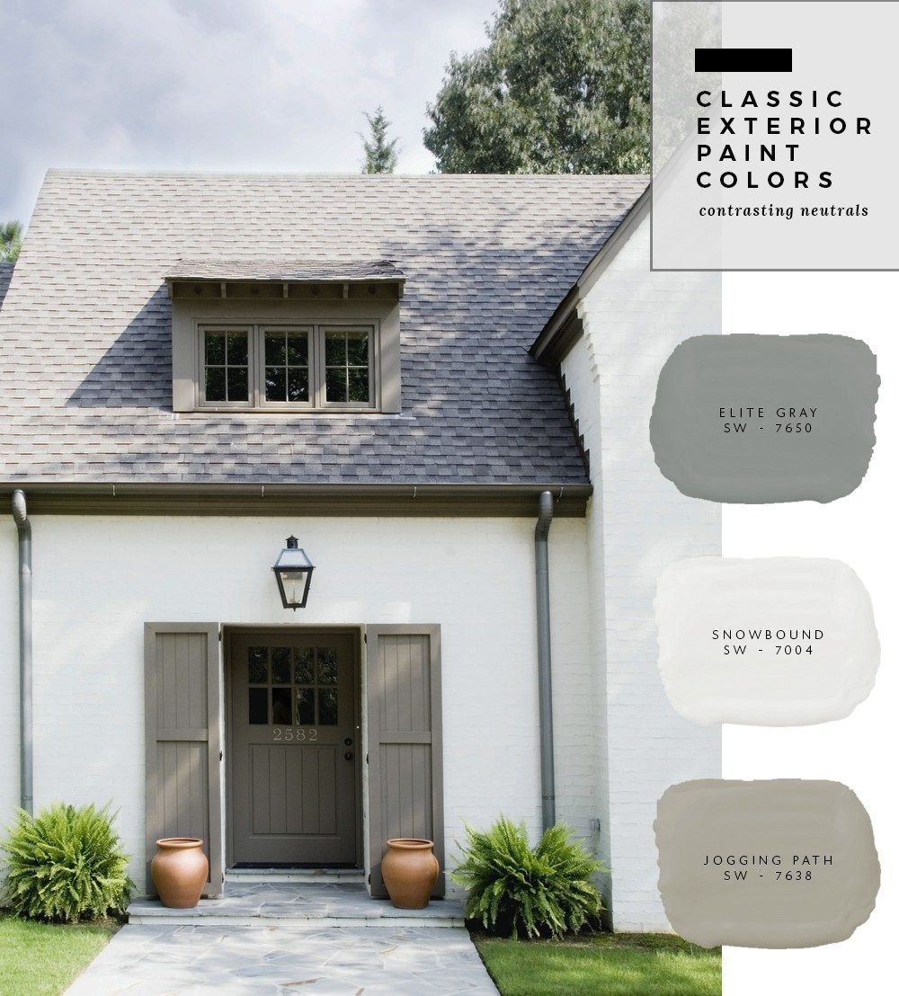 Inspiring Exterior Decoration Ideas That Can You Copy Right Now13