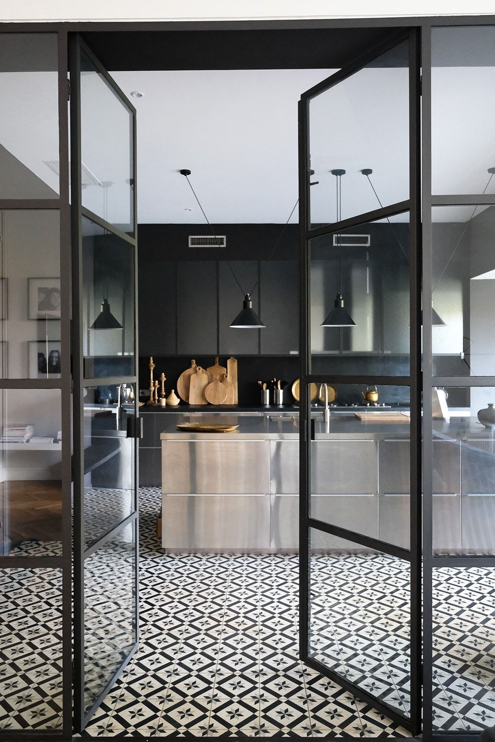 Magnificient Kitchen Floor Ideas For Your Home27