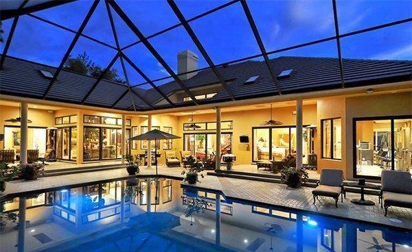 Stylish Swimming Pool Design Ideas33