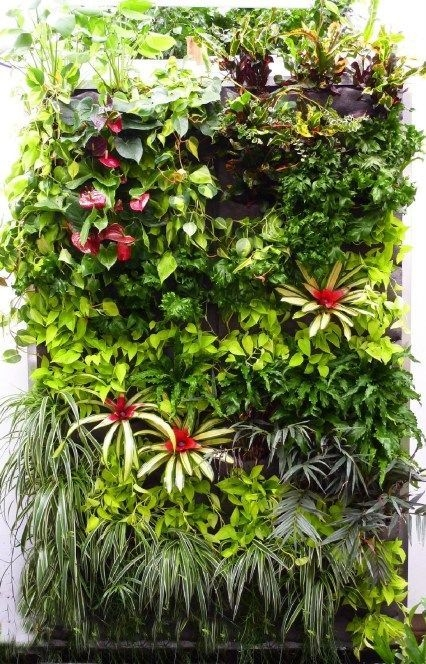 Superb Indoor Garden Designs Ideas For Home38