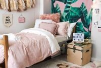 Unodinary Small Apartment Decor Ideas For Girls 20