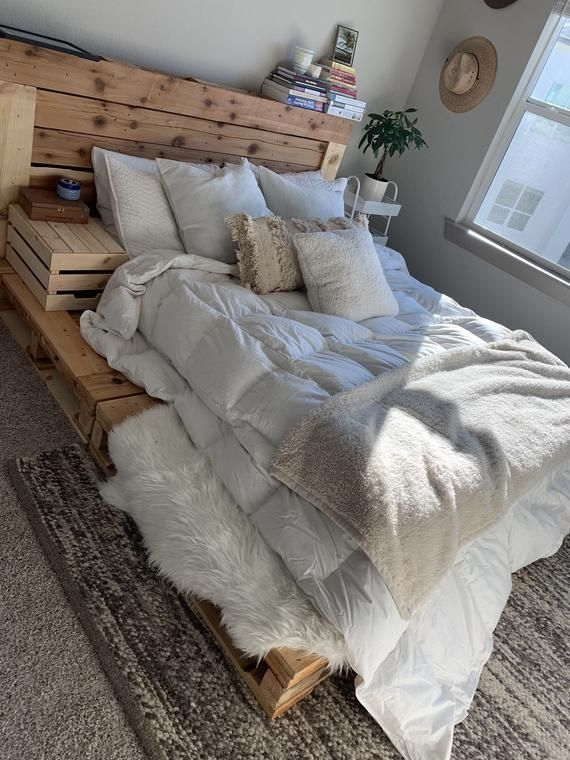 Amazing Headboard Design Ideas For Beds That Look Great15