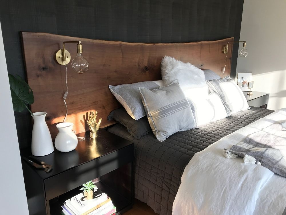 Amazing Headboard Design Ideas For Beds That Look Great34