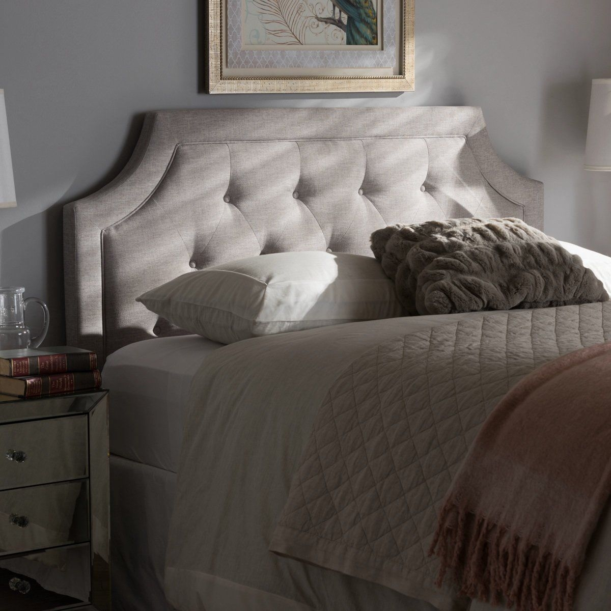 Amazing Headboard Design Ideas For Beds That Look Great39