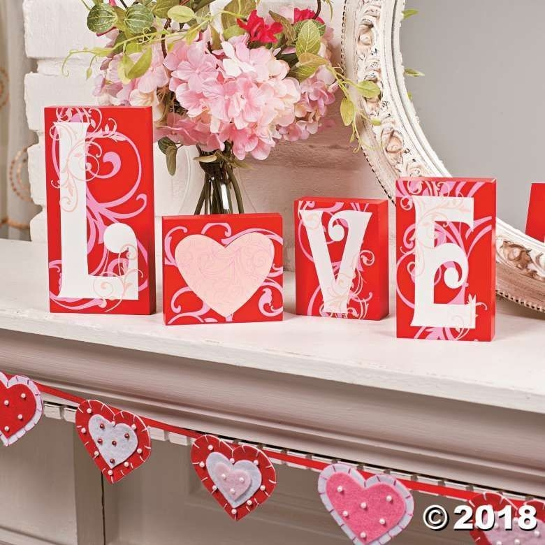 Beautiful Home Interior Design Ideas With The Concept Of Valentines Day15