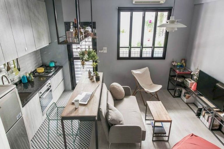 Catchy Apartment Kitchen Design Ideas You Need To Know15