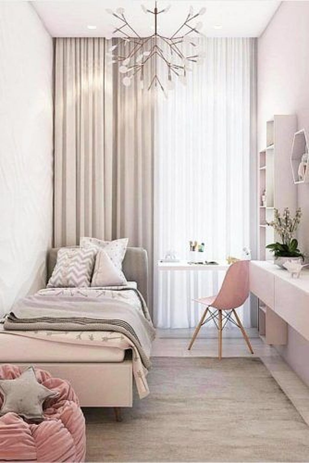 Charming Bedroom Designs Ideas That Will Inspire Your Kids25