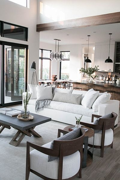 Chic Home Interior Design Ideas That Have A Characteristics08