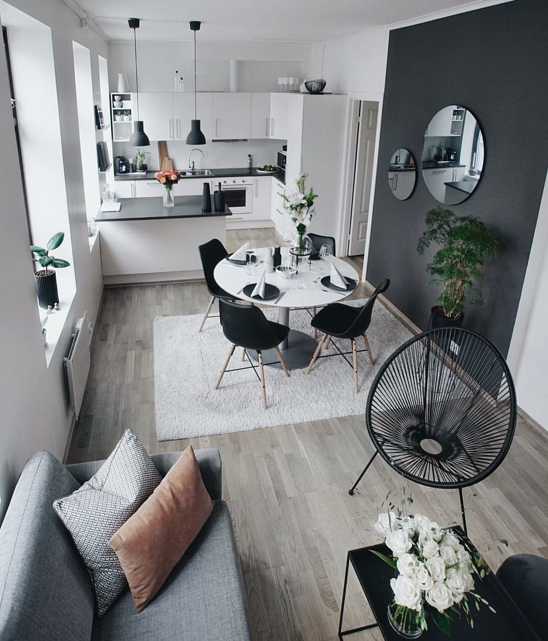 Chic Home Interior Design Ideas That Have A Characteristics22