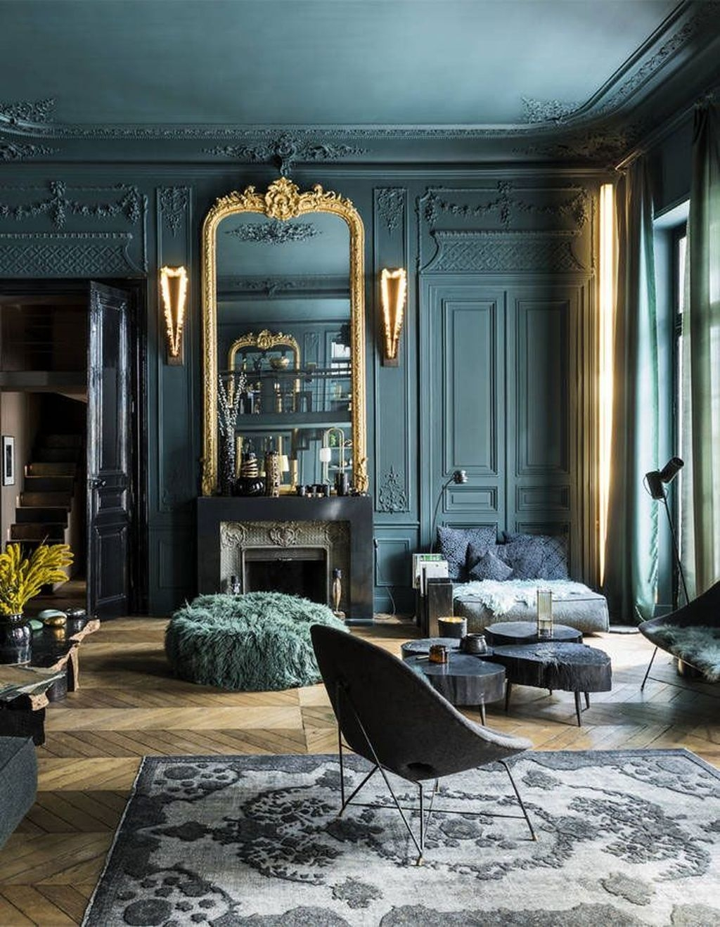 Chic Home Interior Design Ideas That Have A Characteristics29