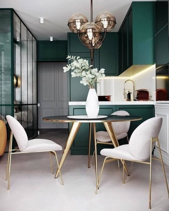 Chic Home Interior Design Ideas That Have A Characteristics36
