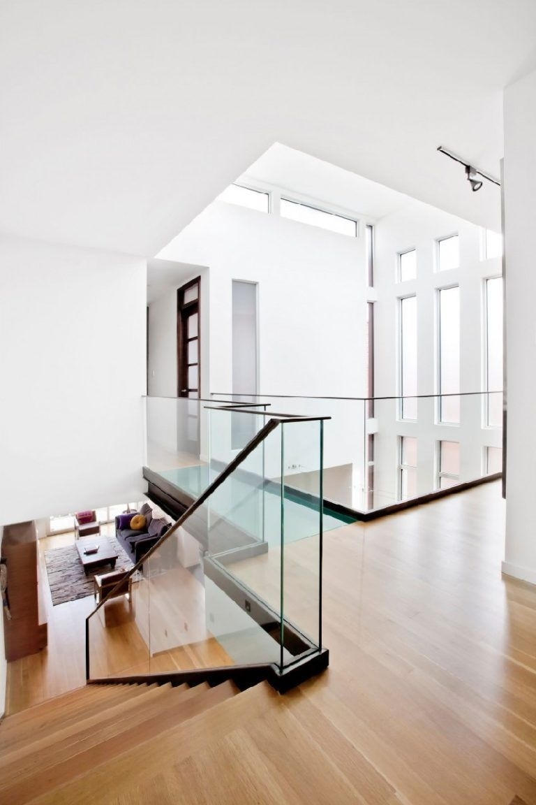 Classy Indoor Home Stairs Design Ideas For Home41