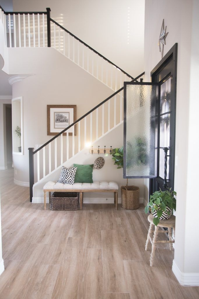 Classy Indoor Home Stairs Design Ideas For Home45