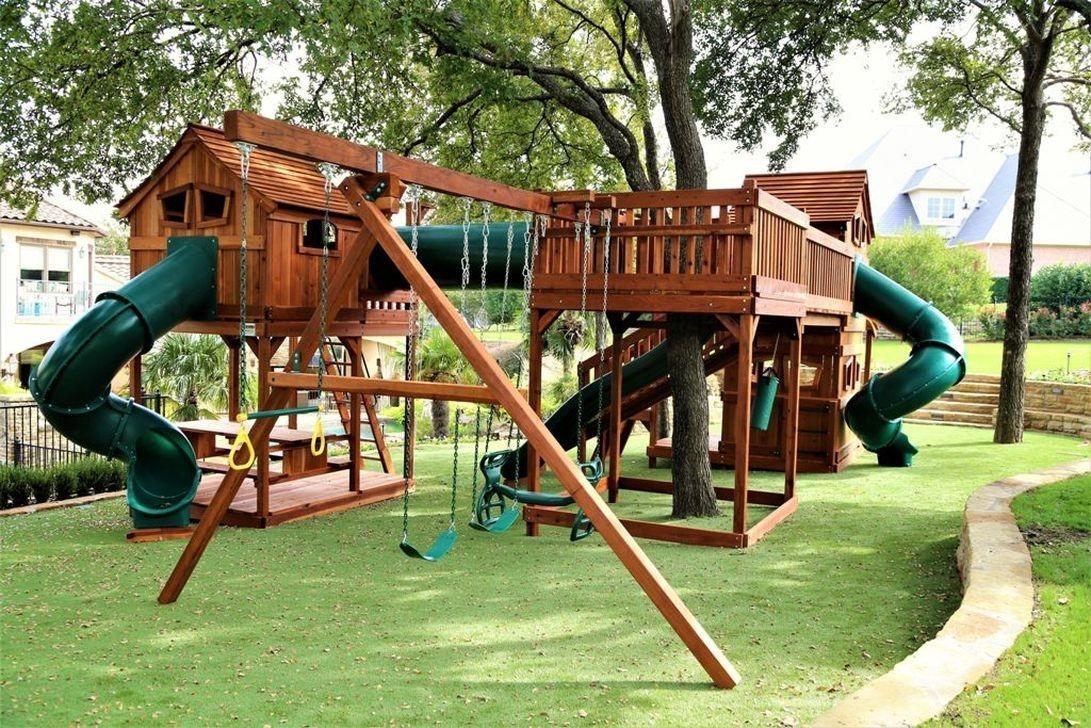 Cool Childrens Playground Design Ideas For Home Garden08