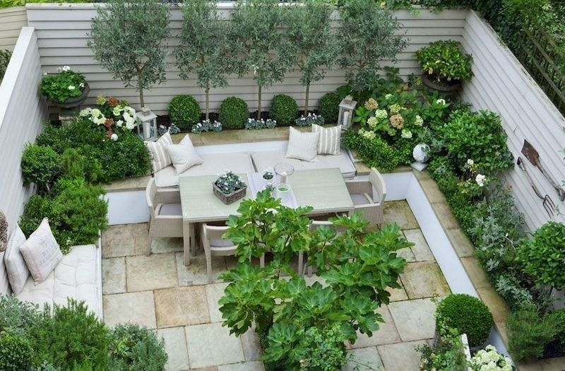 Cute Garden Design Ideas For Small Area To Try05