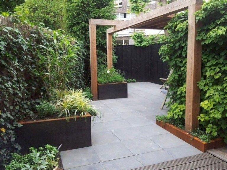 Cute Garden Design Ideas For Small Area To Try06