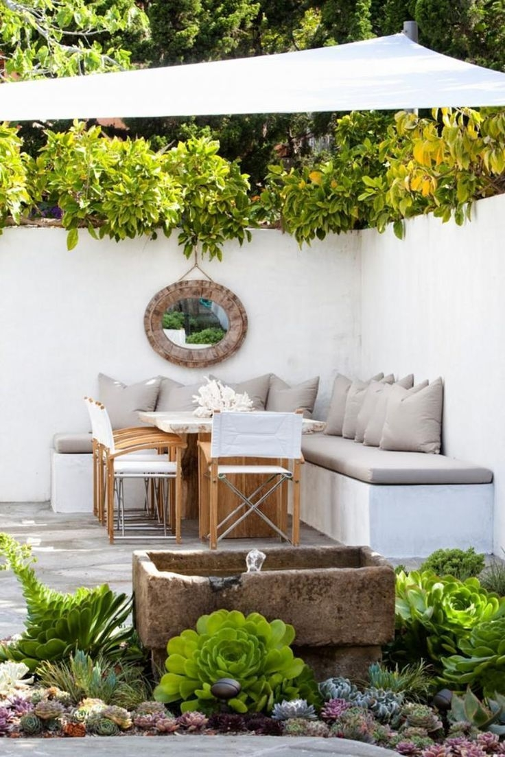 Cute Garden Design Ideas For Small Area To Try07