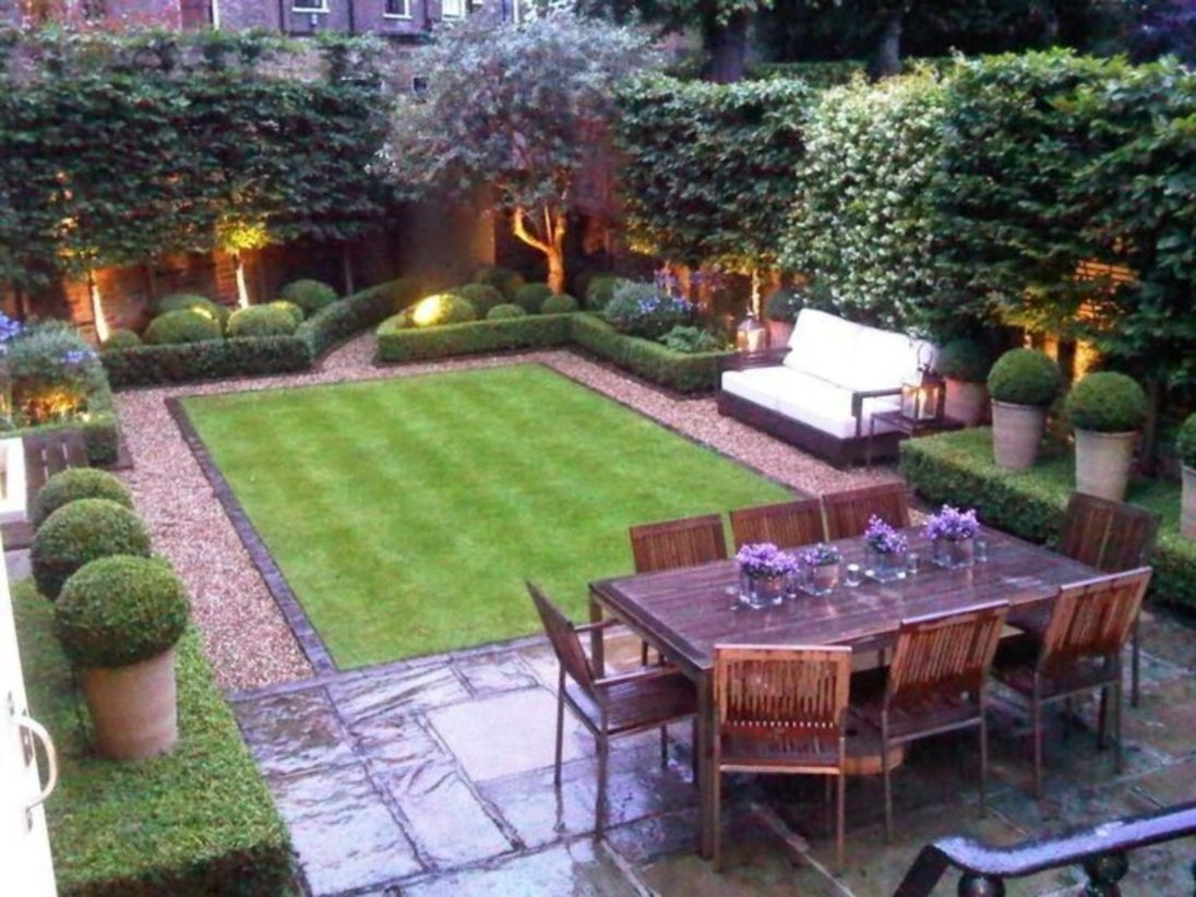 Cute Garden Design Ideas For Small Area To Try18