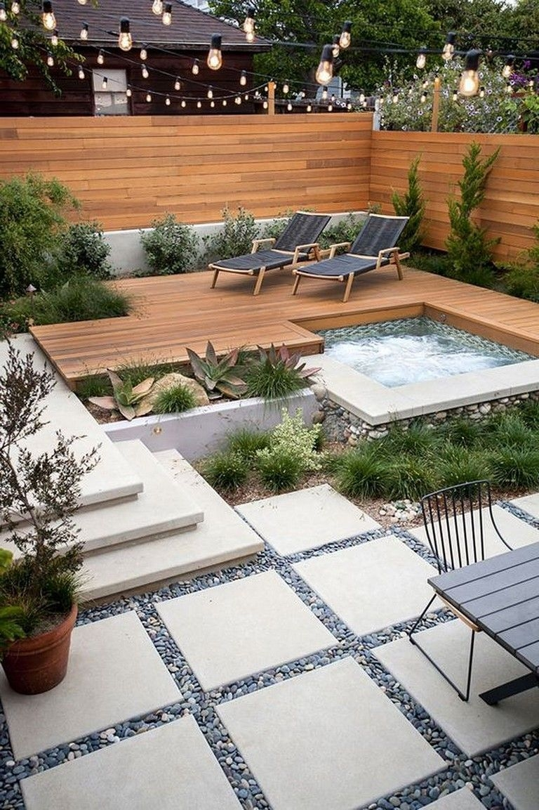 Cute Garden Design Ideas For Small Area To Try24