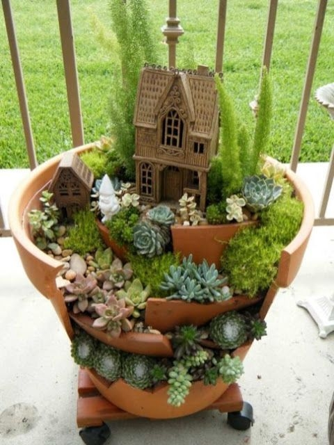 Cute Garden Design Ideas For Small Area To Try27
