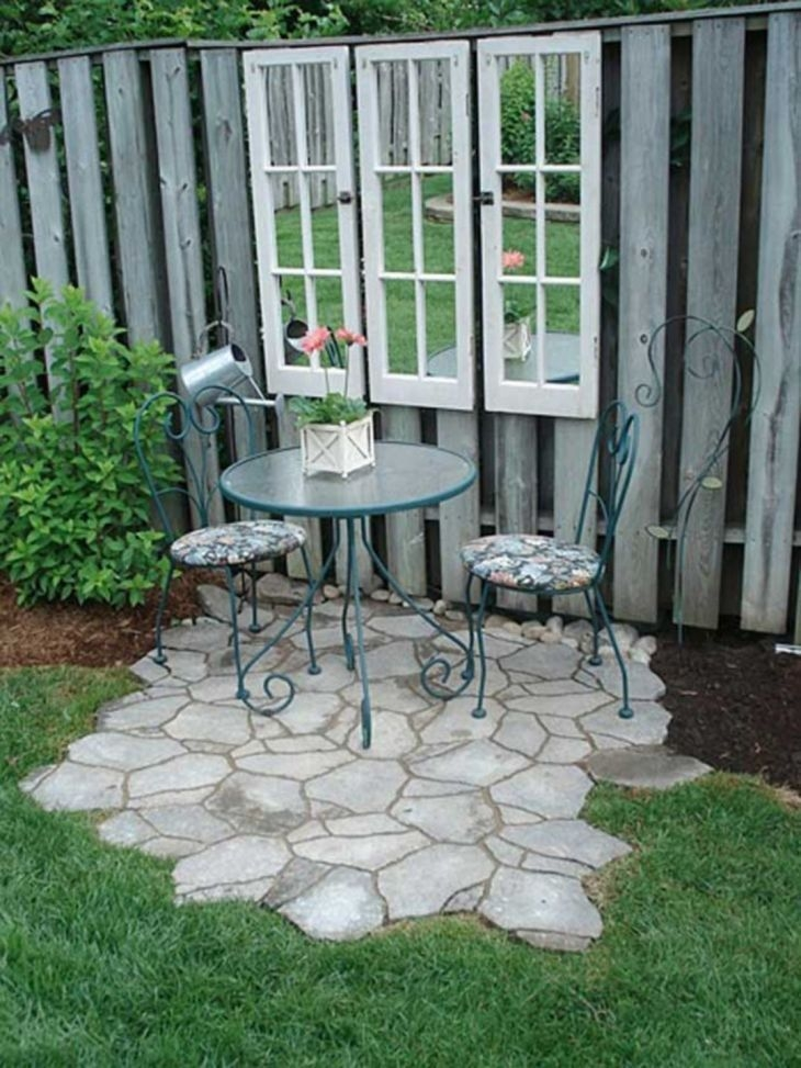 Cute Garden Design Ideas For Small Area To Try41