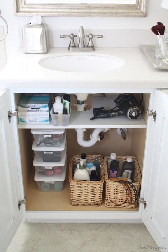 Cute Small Bathroom Decor Ideas On A Budget To Try05