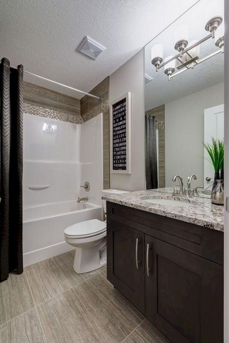 Cute Small Bathroom Decor Ideas On A Budget To Try29