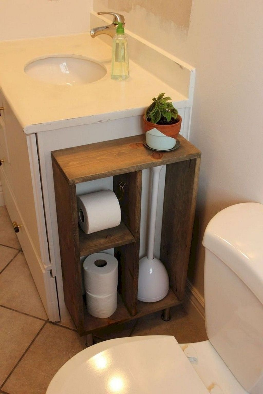 Cute Small Bathroom Decor Ideas On A Budget To Try32