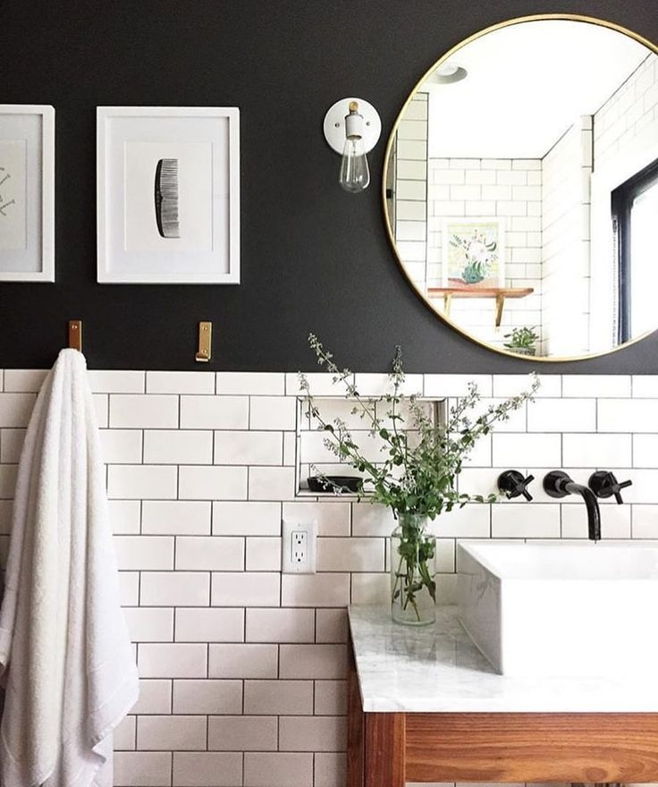 Cute Small Bathroom Decor Ideas On A Budget To Try36