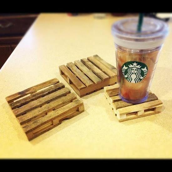 Fantastic Diy Projects Mini Pallet Coffee Table Design Ideas06