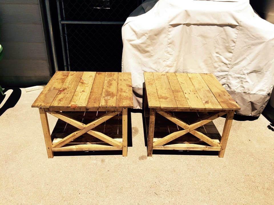 Fantastic Diy Projects Mini Pallet Coffee Table Design Ideas20