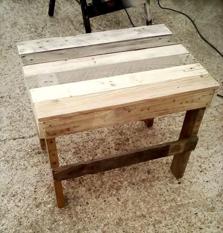 Fantastic Diy Projects Mini Pallet Coffee Table Design Ideas22