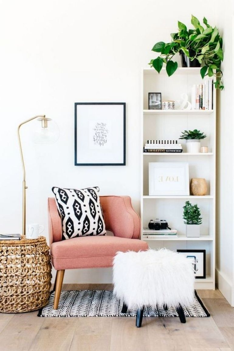 Hottest Living Room Design Ideas In A Small Space To Try19