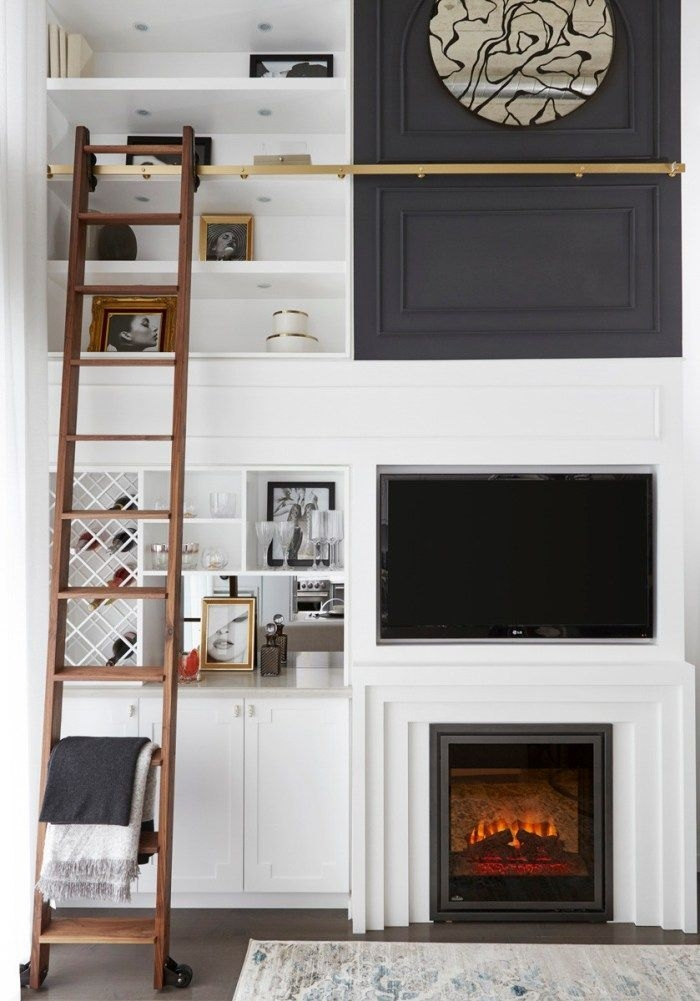 Hottest Living Room Design Ideas In A Small Space To Try21
