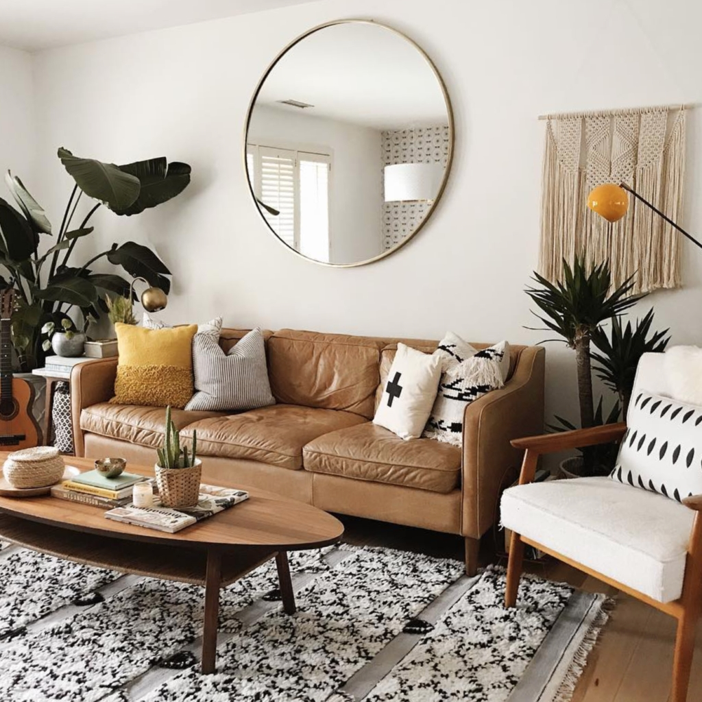 Hottest Living Room Design Ideas In A Small Space To Try44