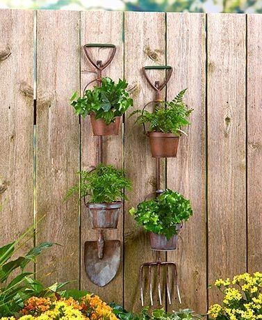 Inspiring Outdoor Metal Design Ideas For Garden Art You Must Try04