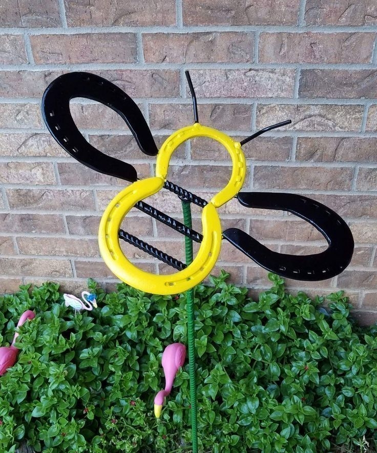 Inspiring Outdoor Metal Design Ideas For Garden Art You Must Try14